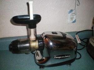 Juicer-Omega8003